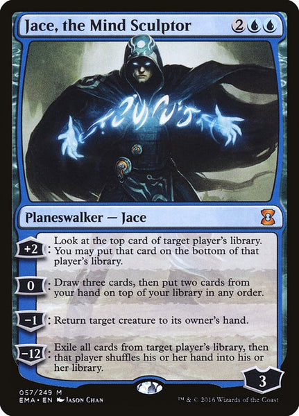 Jace, the Mind Sculptor [EMA]