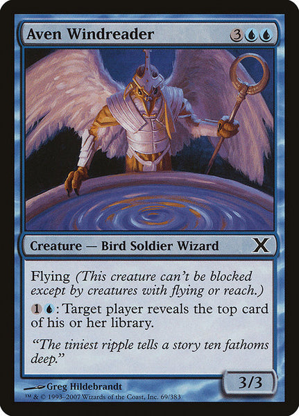 Aven Windreader [10E]