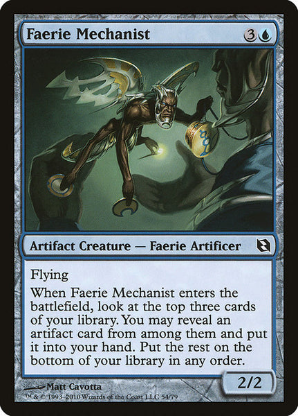Faerie Mechanist [DDF]