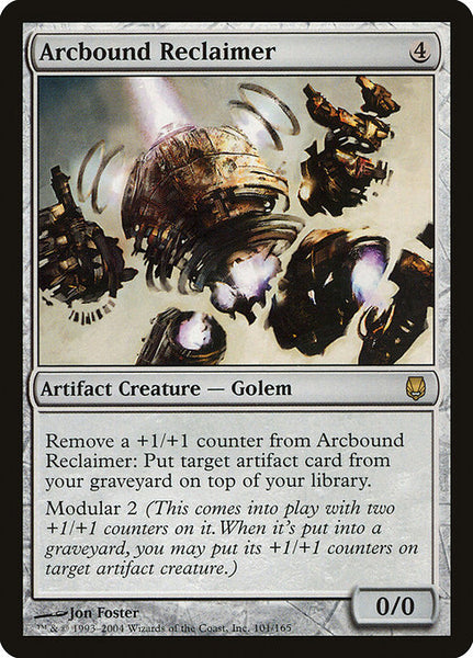 Arcbound Reclaimer [DST][Foil]