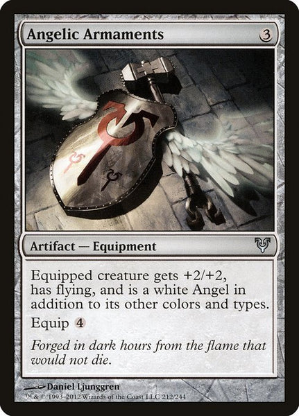 Angelic Armaments [AVR][Foil]