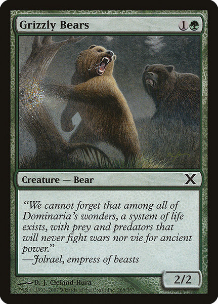Grizzly Bears [10E]