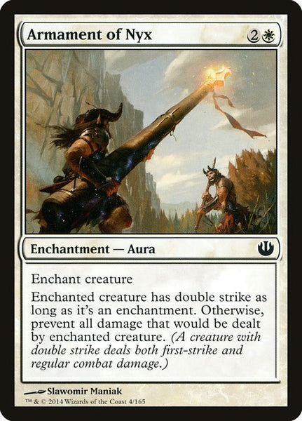 Armament of Nyx [JOU][Foil]