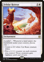 Felidar Retreat [ZNR][Foil]