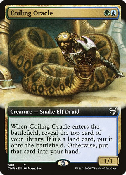 Coiling Oracle [CMR][Extended Art]