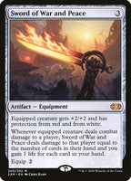 Sword of War and Peace [2XM][Foil]