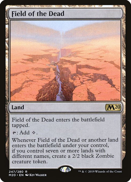 Field of the Dead [M20]