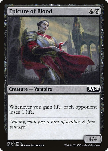 Epicure of Blood [M20][Foil]