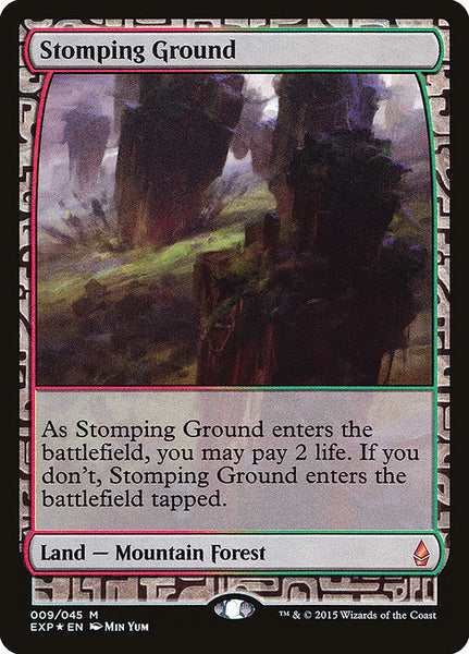 Stomping Ground [EXP][Foil]