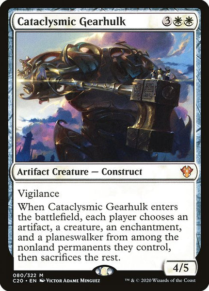 Cataclysmic Gearhulk [C20]