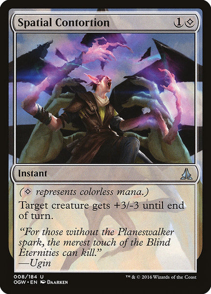Spatial Contortion [OGW]