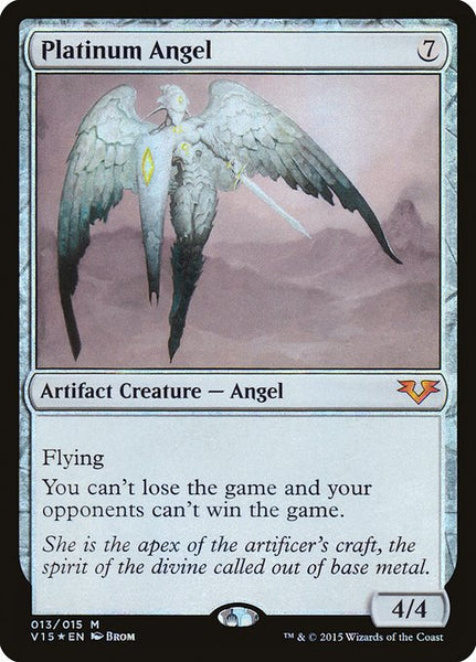Platinum Angel [V15][Foil]