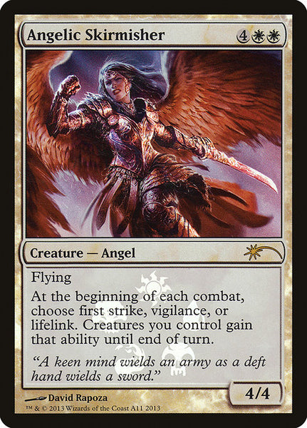Angelic Skirmisher [PRES][Foil]