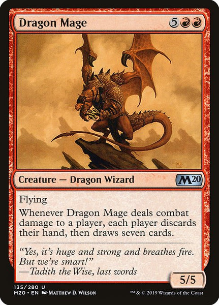 Dragon Mage [M20]