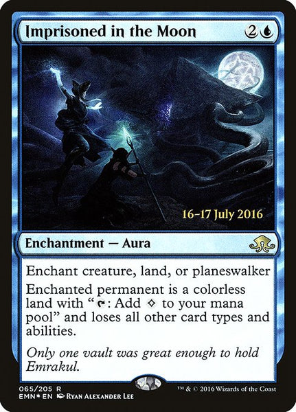 Imprisoned in the Moon [PEMN][Foil]