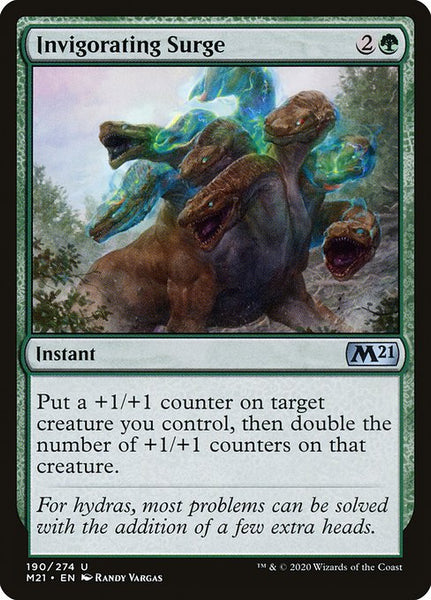 Invigorating Surge [M21]