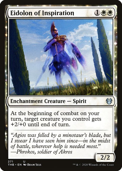 Eidolon of Inspiration [THB]