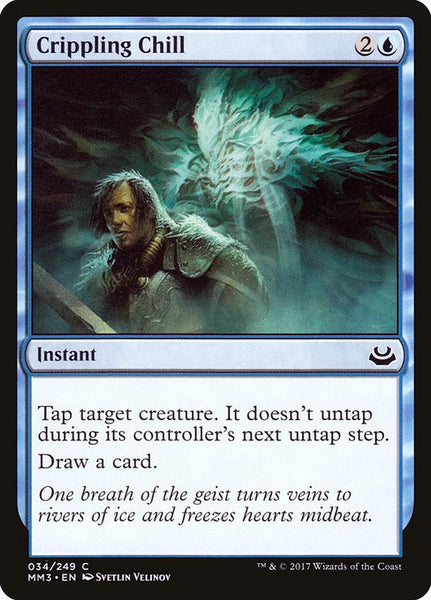 Crippling Chill [MM3][Foil]