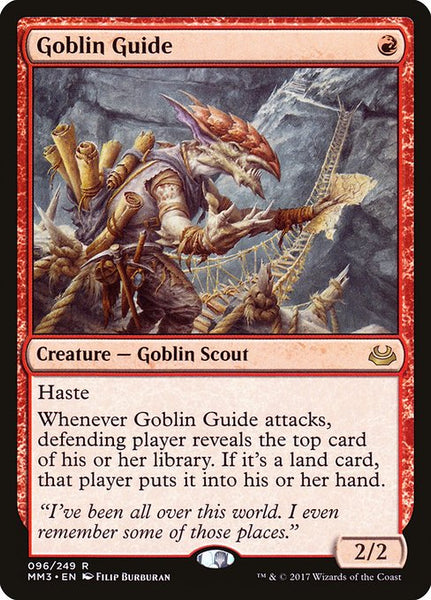 Goblin Guide [MM3]