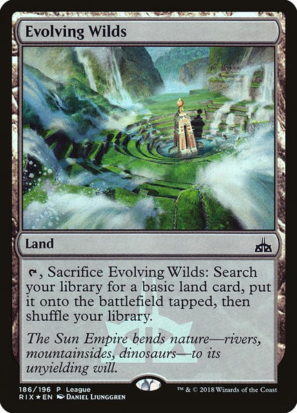 Evolving Wilds [PRIX][Foil]