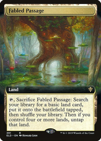 Fabled Passage [ELD][Extended Art]