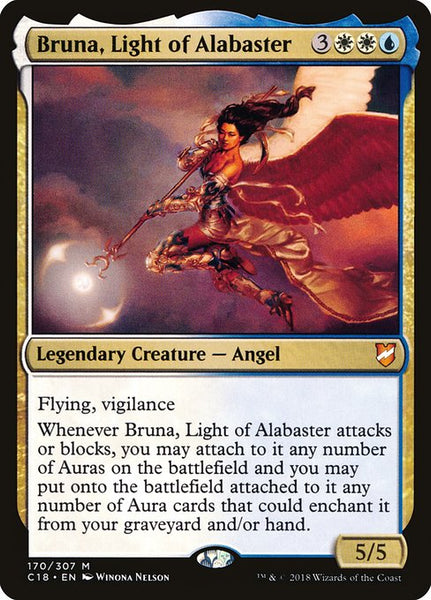Bruna, Light of Alabaster [C18]