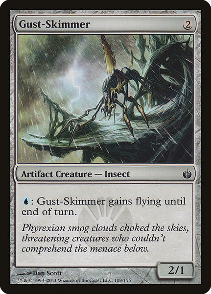 Gust-Skimmer [MBS]