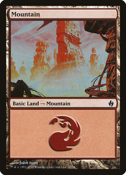 Mountain [PD2][31][Foil]