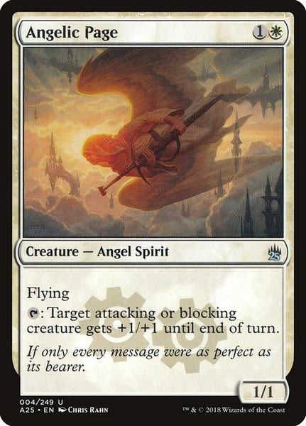 Angelic Page [A25][Foil]