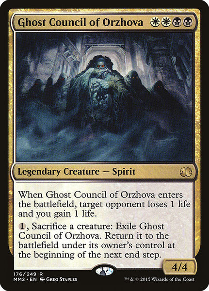 Ghost Council of Orzhova [MM2]