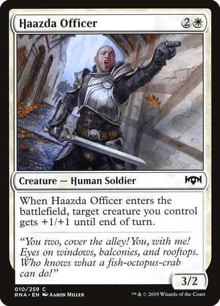 Haazda Officer [RNA]