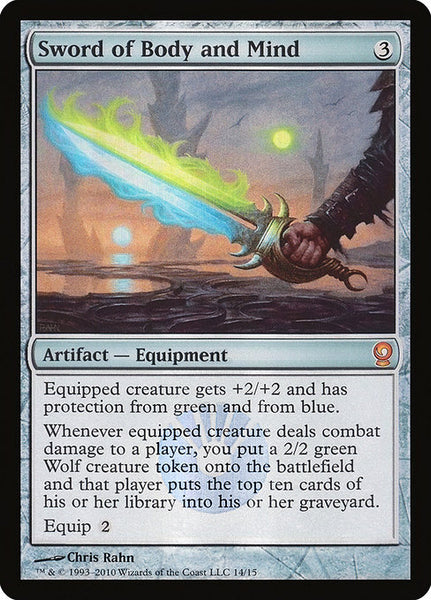 Sword of Body and Mind [V10][Foil]