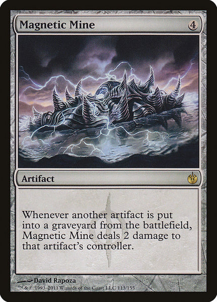 Magnetic Mine [MBS]