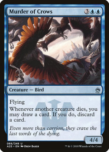Murder of Crows [A25]