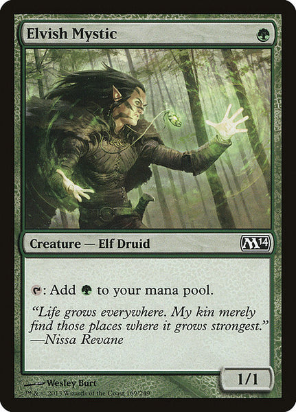 Elvish Mystic [M14]
