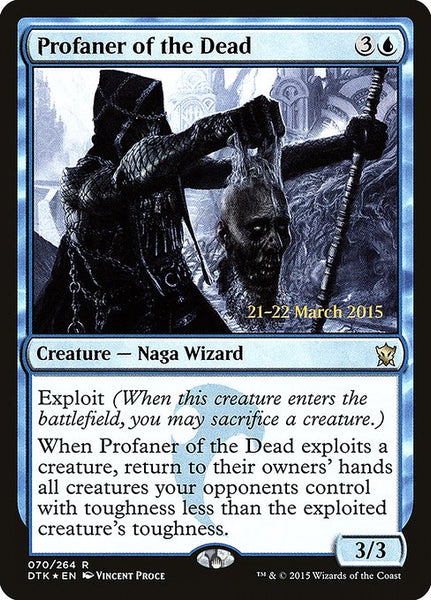 Profaner of the Dead [PDTK][Foil]