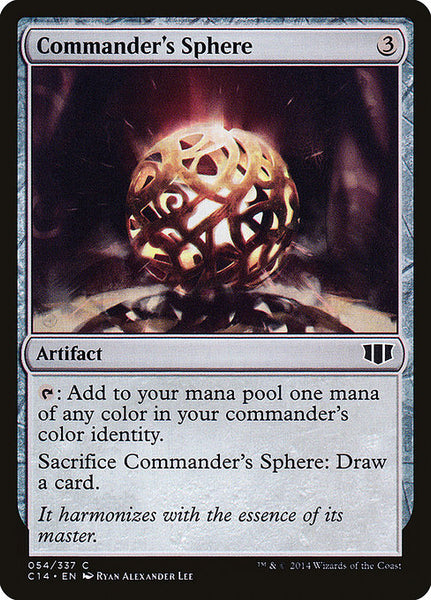 Commander's Sphere [C14]