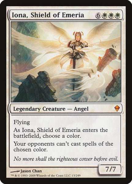 Iona, Shield of Emeria [ZEN]