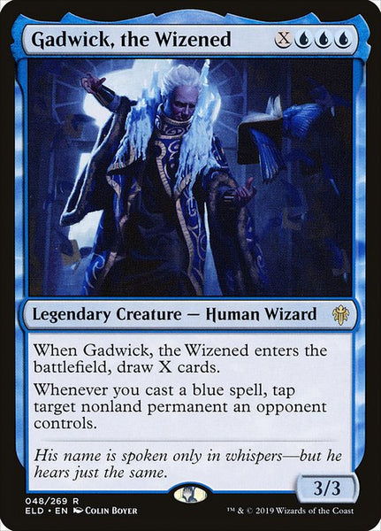 Gadwick, the Wizened [ELD]