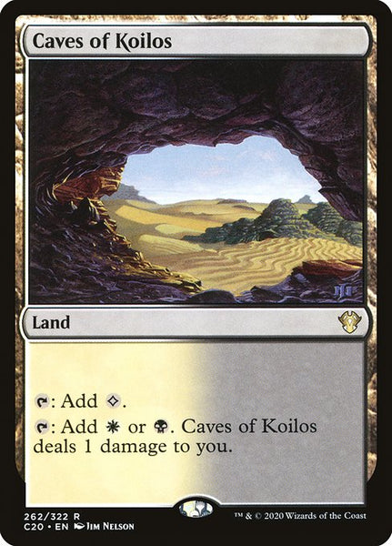 Caves of Koilos [C20]