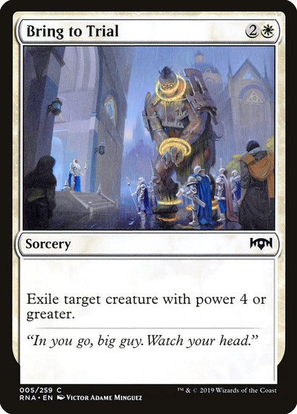 Bring to Trial [RNA][Foil]