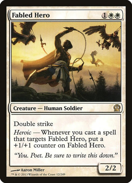 Fabled Hero [THS]