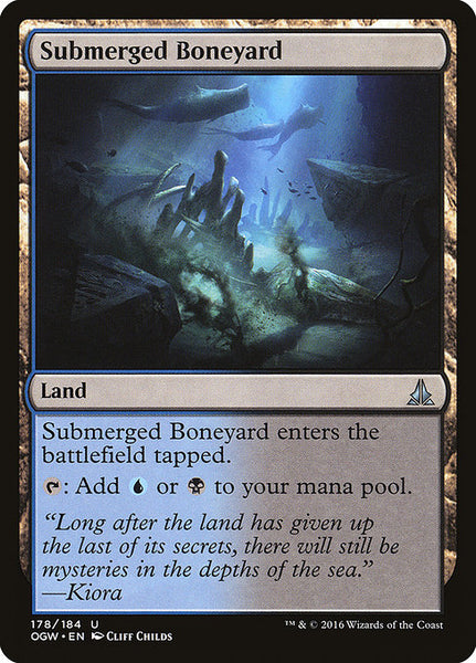 Submerged Boneyard [OGW]