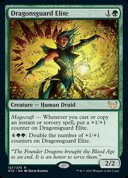 Dragonsguard Elite [STX]