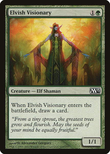 Elvish Visionary [M13]