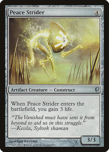 Peace Strider [CNS]