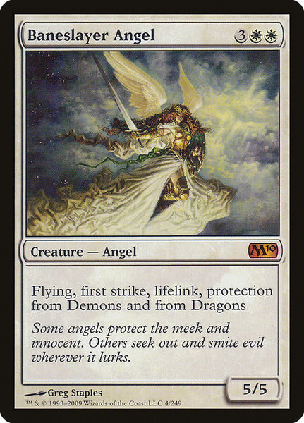 Baneslayer Angel [M10][Foil]