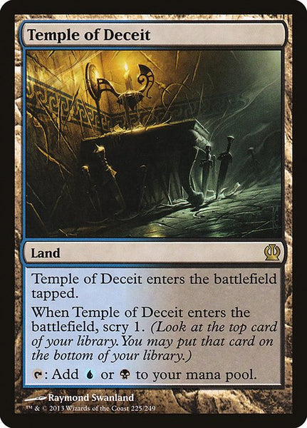 Temple of Deceit [THS]