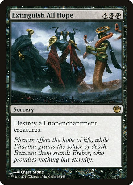 Extinguish All Hope [JOU][Foil]