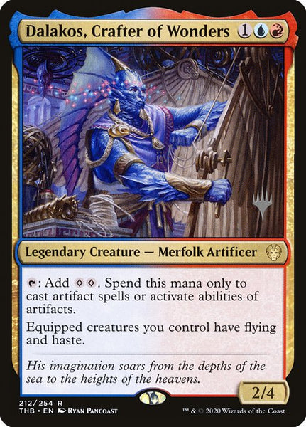 Dalakos, Crafter of Wonders [PTHB][Foil]